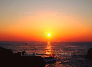 太平洋側のあさひの写真・画像素材[911996]