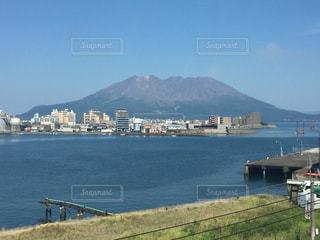 桜島の写真・画像素材[907586]