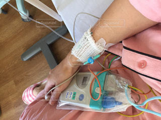 入院の写真・画像素材[1063927]