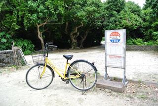 レンタサイクルで島一周の旅。の写真・画像素材[910816]