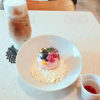 ソウルのカフェの写真・画像素材[1095020]
