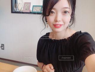 カフェにて - No.1235545
