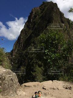ワイナピチュ登山の写真・画像素材[909413]