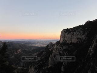 バルセロナ モンセラートの写真・画像素材[910631]