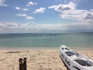 コスメル島の砂浜 - No.912313