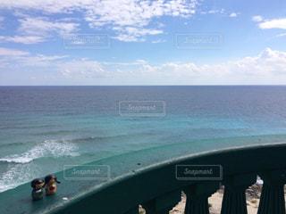 コスメル島 南端にある灯台からの眺め。の写真・画像素材[916415]