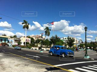キューバ ハバナの街並みの写真・画像素材[938060]