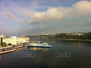 キューバ ハバナの港の風景の写真・画像素材[938062]