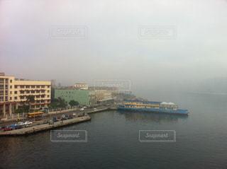 霧のキューバ ハバナ。の写真・画像素材[938063]