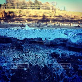 水の大きな体の写真・画像素材[1020972]