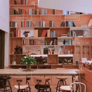 book cafeの写真・画像素材[923141]