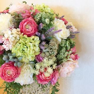 花の花束の写真・画像素材[913900]