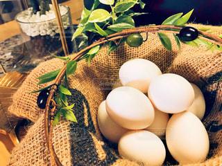 fresh eggの写真・画像素材[1249251]