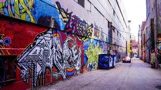 ガスタウンの裏通りの写真・画像素材[908981]