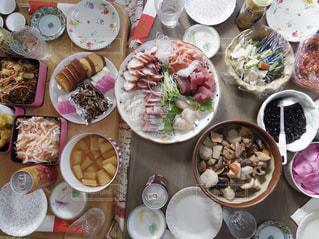 お正月のおせち料理の写真・画像素材[938727]