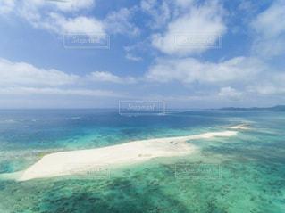 沖縄は久米島のはての浜の写真・画像素材[910316]