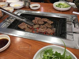 釜山の焼肉屋さんの写真・画像素材[911678]