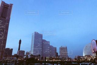 都市の高層ビルの写真・画像素材[951301]