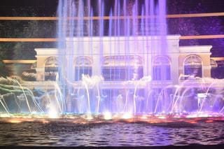 マカオ・噴水の写真・画像素材[911990]