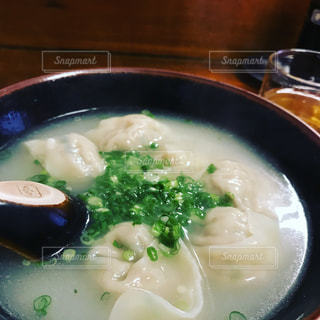 スープのボウルの写真・画像素材[911406]