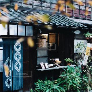 茶屋と昔の - No.911522