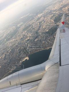 空からの神戸の写真・画像素材[913077]