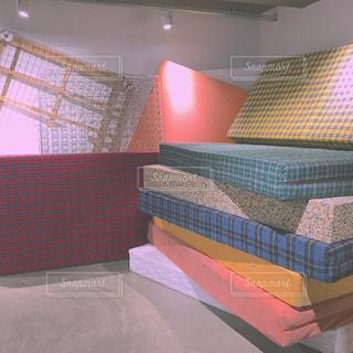 ベッドとマットレス ディスプレイ - No.912590