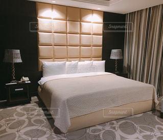 海外のホテルの部屋。の写真・画像素材[1839985]