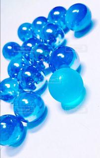 ブルーのガラスたち - No.913258