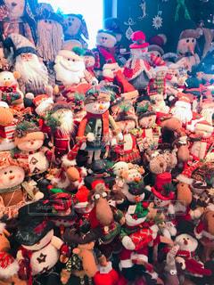 クリスマスがやってくるの写真・画像素材[913327]