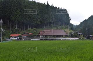 田舎の風景の写真・画像素材[916802]