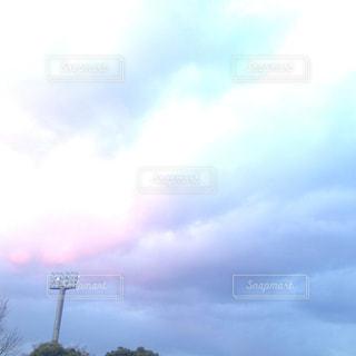 柔雲の写真・画像素材[913444]