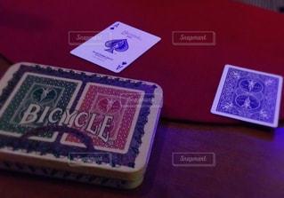 トランプマジックの写真・画像素材[1085945]