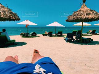 An Bang Beach, Hoi An, Vietnamの写真・画像素材[913913]