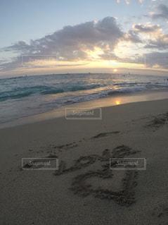 ハワイのサンセットの写真・画像素材[915060]