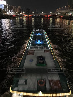 隅田川の屋形船の写真・画像素材[930926]