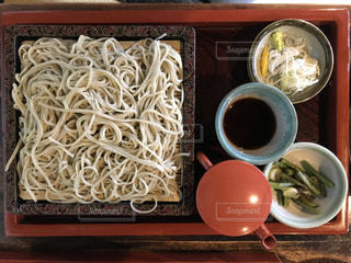 せいろ蕎麦の写真・画像素材[935591]