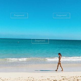 ビーチのお散歩⛱ - No.917155
