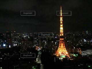 東京タワーの夜景 - No.917535