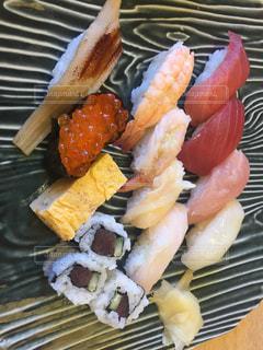 お寿司盛り合わせの写真・画像素材[917577]