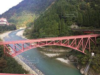 トロッコ橋の写真・画像素材[919379]