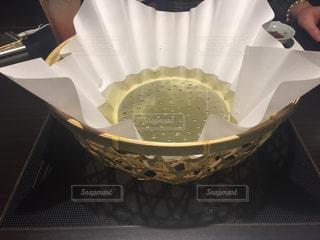 紙製の鍋の写真・画像素材[919419]