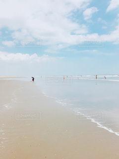 九十九里浜の写真・画像素材[925501]