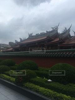 台湾 行天宮の写真・画像素材[918408]