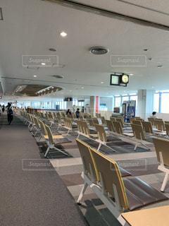 空港の待合室ふの写真・画像素材[2503034]