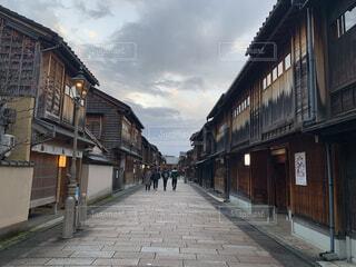 町屋通り gotoトラベルの写真・画像素材[3976525]