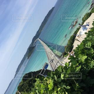 角島大橋の写真・画像素材[932725]