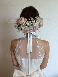 Wedding with flowersの写真・画像素材[920457]