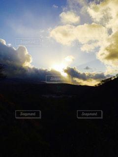 空の雲の写真・画像素材[921214]