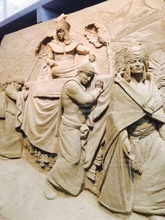 砂の博物館にての写真・画像素材[920643]